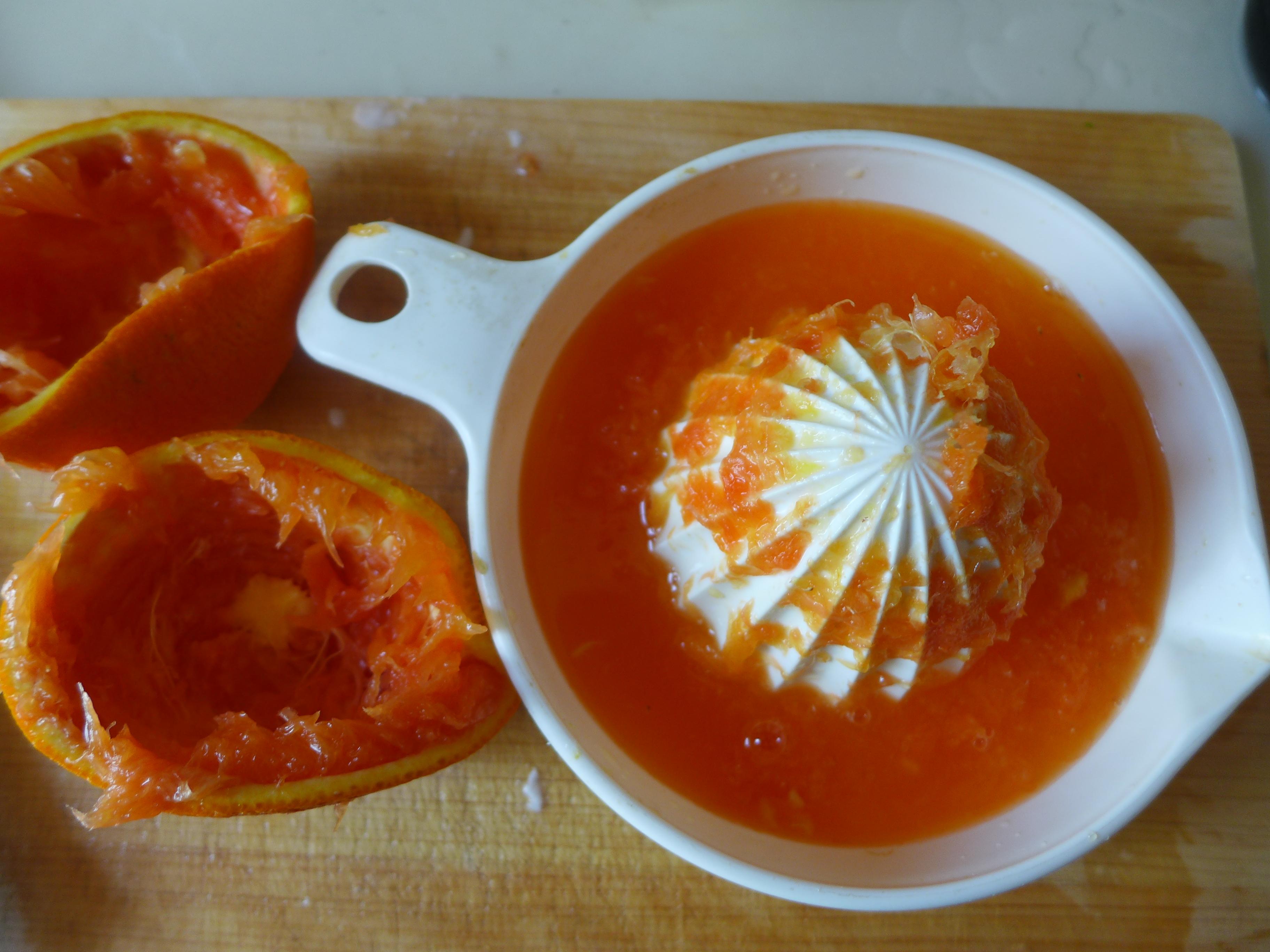 Low Fat Orange Ginger Dressing | cooklikejapanese